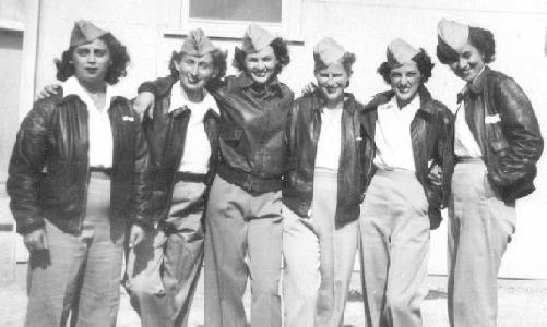 Image result for female wasp pilots